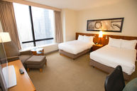 2 Double Beds Deluxe Cityview