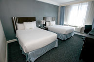 Standard Room (Two Double Beds)