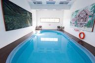 Ladies Indoor Swimming Pool