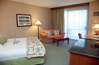 Lagoon Tower Resort Room (Pre-Renovation)