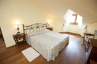Lakeview Double Room with Skylight
