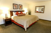 Executive Suite One King Bed