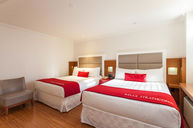 Executive Double Queen Room (Two Queen Beds)