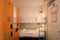 5 Person Room Shared Facilities