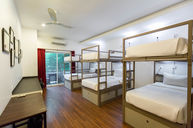 6 bed Mix Dorm