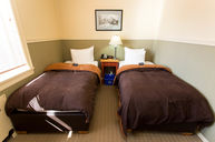 Lodge Room Two Twin Beds