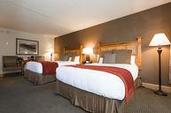 Lodge Standard Double Queen Room