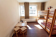 Four Bed Dorm