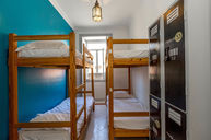 Four Bed Mixed Dormitory