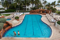 Lower Deck Pool
