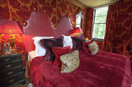 Luxury Double Room Red