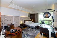 Luxury Room, One King Bed