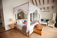 Luxury Sunset Water Villa