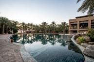 Main Pool, Six Senses Zighy Bay