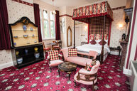 Mansion Four Poster Room with Whirlpool Bath