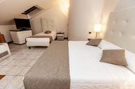 Mansard Triple Room
