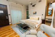 Minimal Glam Room