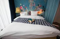 M Room Blue