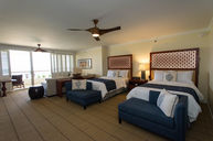 Naupaka Junior Suite, Two Double Beds