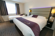 New Double Room With Extra Single Bed