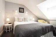 New Style Victoria Double Room with Vaulted Ceiling