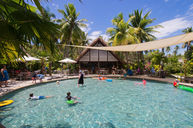 Nuku Marau Family Resort Pool