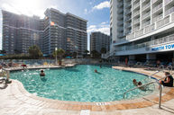 North Tower Outdoor Pool