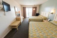 Oceanfront Double Room