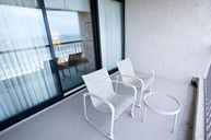 Balcony of The Oceanfront King Room