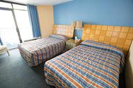 Ocean View Two Room Double Suite