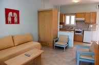 One Bedroom Apartment (Open Floor Plan)