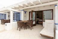 Greek Beachfront Concierge Terrace Suite