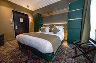Green Double Room