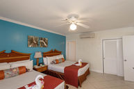 One Bedroom Beach Front Suite
