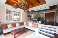 One Bedroom Hillside Suite with Ocean View