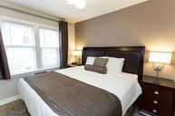One Bedroom King Suite Kitchenette and Full Bath