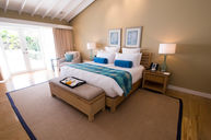 Beachfront One-Bedroom Suite