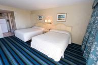 One Bedroom Queen Efficiency North Building Room