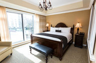 One Bedroom Residential View King Bed