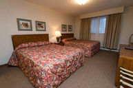 One Bedroom Suite with Double Beds