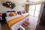 One Bedroom Triple Suite