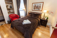 One Double Bed with Private Bathroom