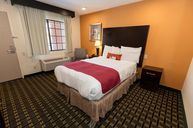 One Double Handicap Room