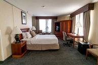 One Queen Bed Suite