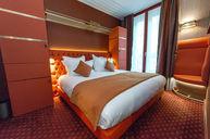 Orange Double Room with Terrace