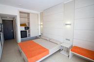 Orange Superior Double Room with Pool View