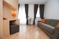 Orso Bruno Room with Balcony
