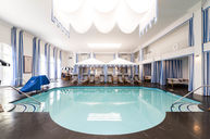 Palm Springs Yacht Club Indoor Pool