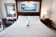 Paradise Honeymoon Beachfront Walkout Club Level Room