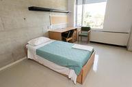 45 Willcocks Residence - Twin Room